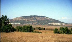 Gora tabor v Sveti deželi