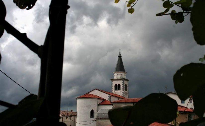 Zgodovina in obnova Kamenjskega zvonika