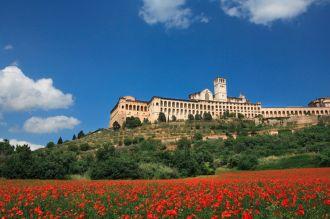 Romanje Assisi